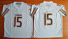 College Miami Hurricanes 20 Ed Reed 15 Brad Kaaya 26 Sean Taylor 52 Ray Lewis Green Orange White(China (Mainland))