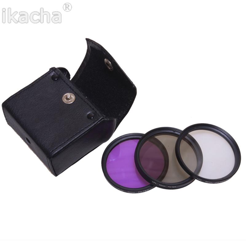 Polarized PL+UV+FLD Camera Filter Kit