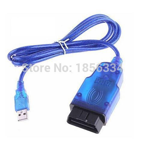 PWcar OBD2 Opel Tech2 USB Cable Opel Tech 2 Diagnostic Interface OPEL Tech II USB diagnosis cable for Opel 1997 to 2004(China (Mainland))