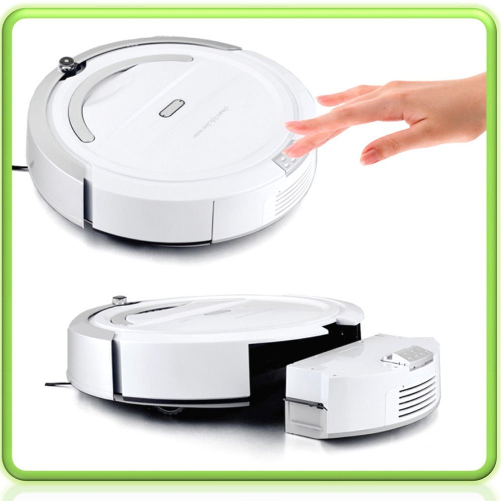 Sensor cleaner Industrial Robot Vacuum Cleaner(China (Mainland))