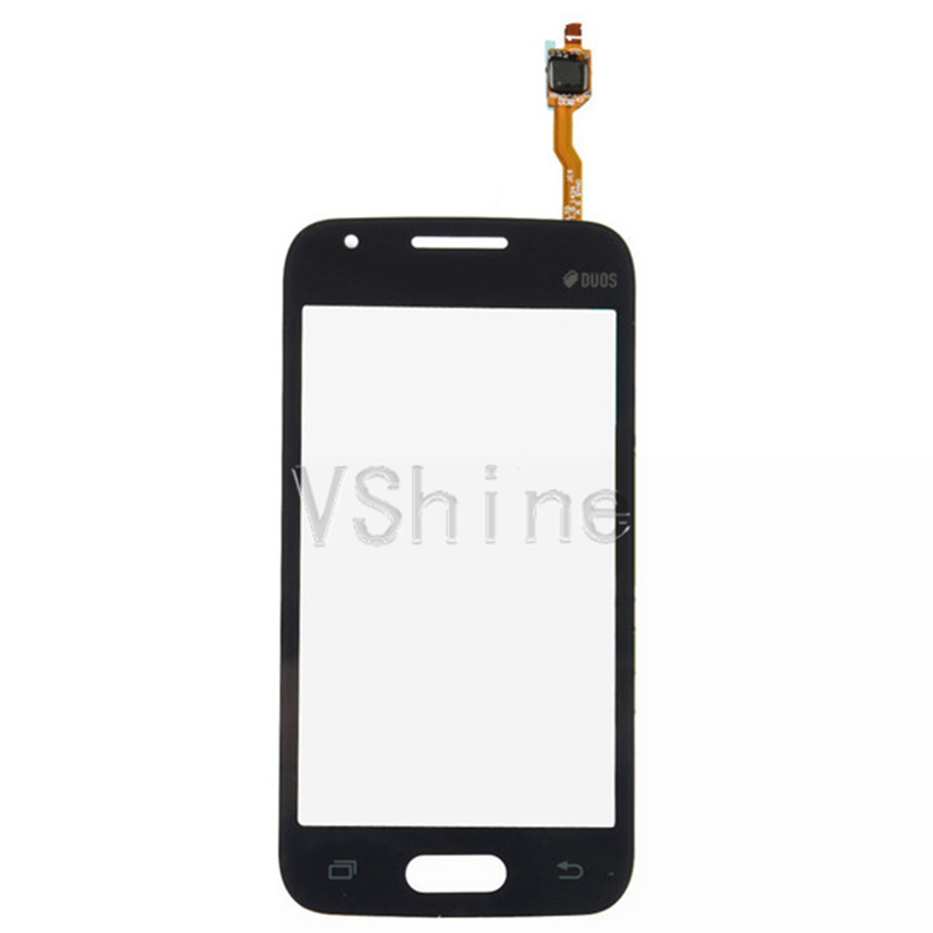 Shipping by China Post Air Mail for Samsung Galaxy Ace 4 G313 with DUOS logo Touch Screen Digitizer Glass Replacement(China (Mainland))
