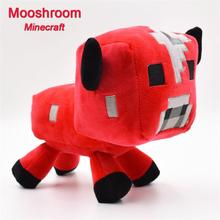 Buy Minecraft lovely Plush MC Toys high Stuffed Plush Dolls Minecraft red Mooshroom Animal Cartoon Game toys gift for $3.04 in AliExpress store