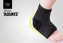 RODEX Professional Breathable ankle support tobilleras deportivas sports ankle protector with elastic pressure band ankle brace (China (Mainland))