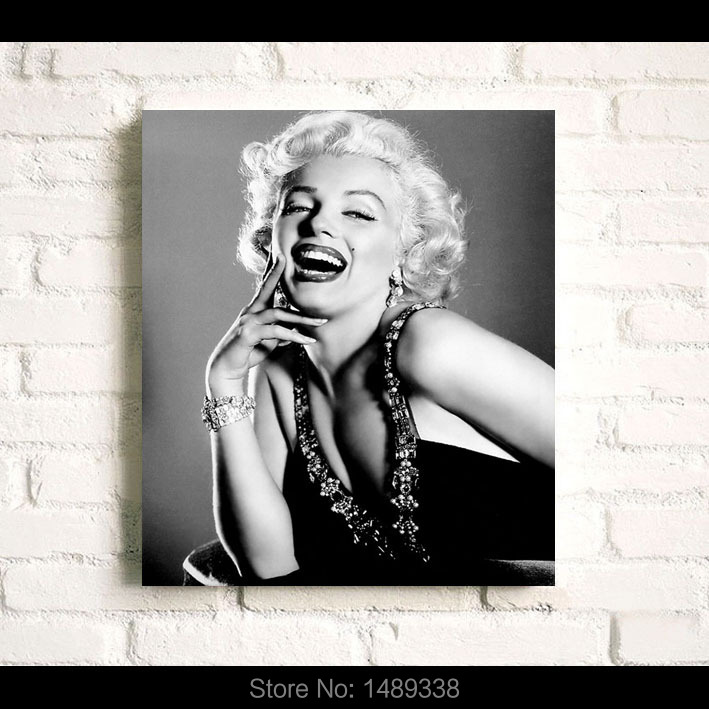 Buy canvas prints high quality marilyn for Buy canvas prints online
