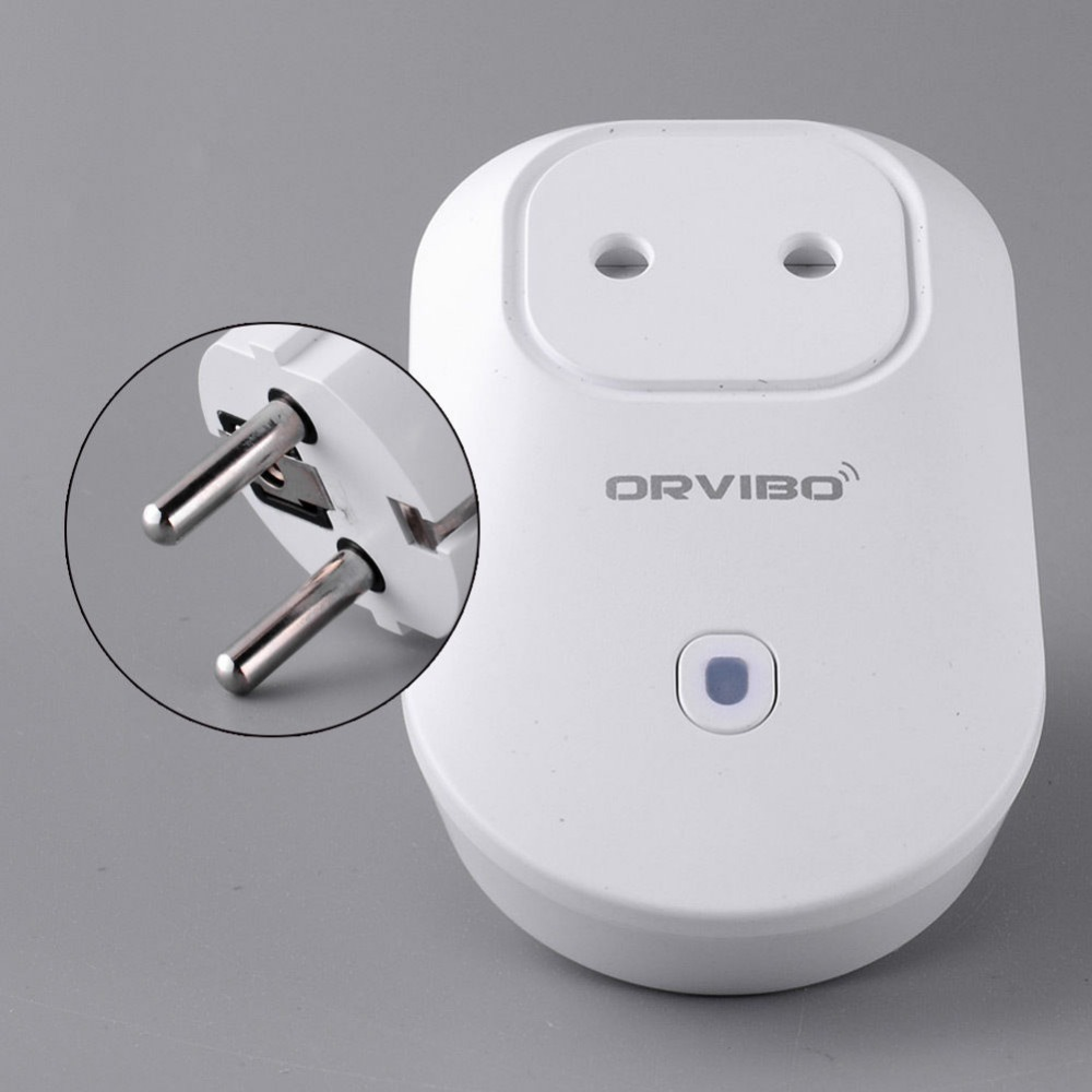 Orvibo S20 Wifi Power Smart Socket Wireless Plug Timer Switch Wall Plug Phone Wireless Remote Control Home Appliance Automation(China (Mainland))