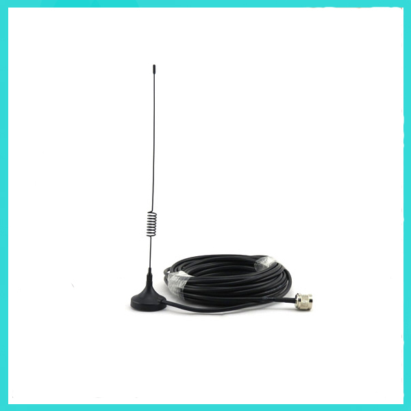 8dBi 800-2500MHz  Sucker Antenna with 10m Cable for GSM CDMA WCDMA Repeater Booster