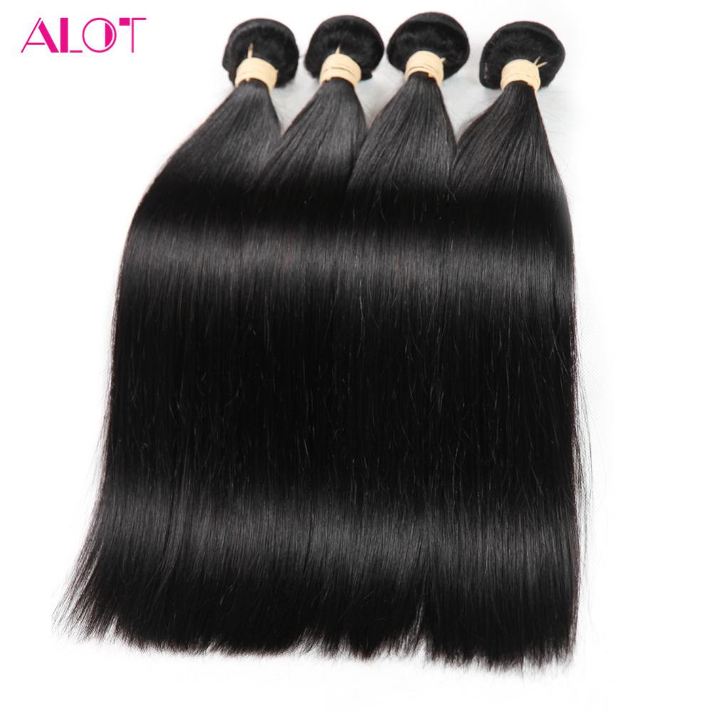 Whole Sale Cheap Price 10 Bundles 8A Grade Brazilian Hair Straight Brazilian Virgin Hair Straight Brazilian Hair Weave Bundles(China (Mainland))