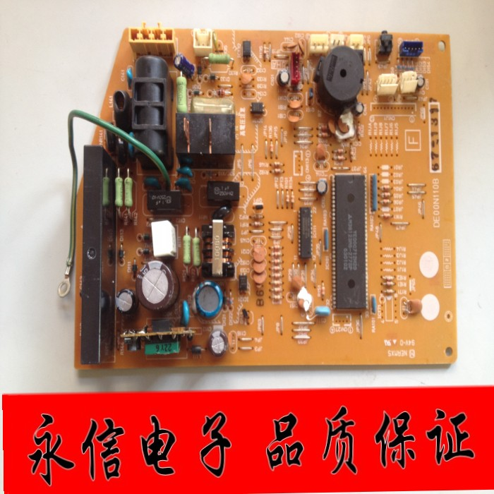 Фотография Electric air conditioning Computer board DE00N110B SE76A628G03 power control board Used disassemble