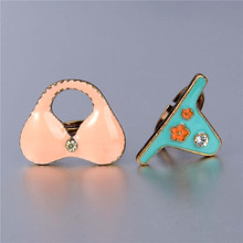 Hot 2 PCS Novelty underwear Design Ring set Jewelry Gold Plated Punk Vintage Rings For Women Accessories(China (Mainland))