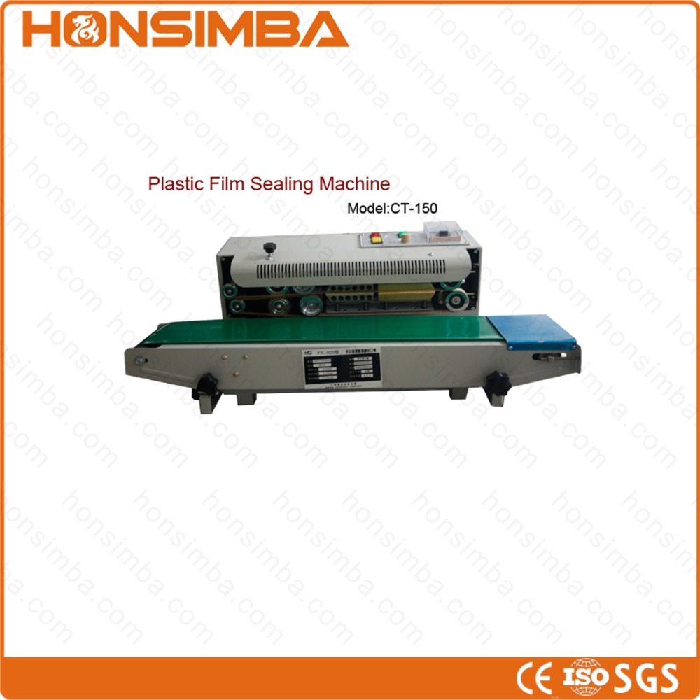 CE ISO High Quality Stainless Frame food packer aluminum plastic bag chocolate bag sealing machine(China (Mainland))