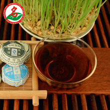 AAAAA grade 6 different Flavors bowl pu er tea Yunnan Puer Tea Pu er tea gauze
