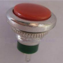 Новый 1 шт. красный мгновенный переключатель 12 В 120 В с на DS 432 B312 R312