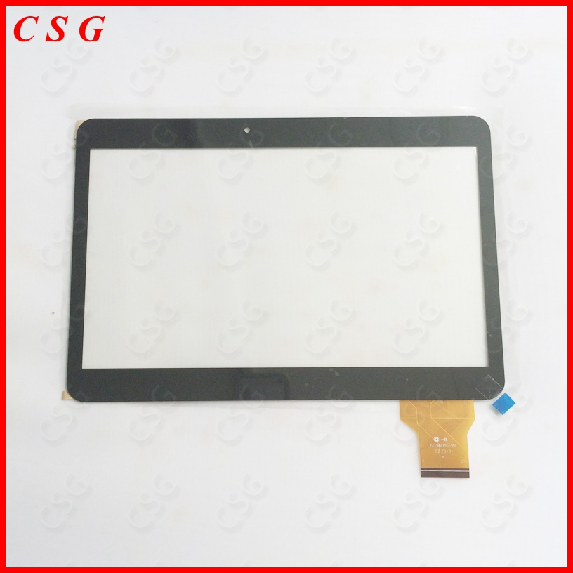 """10.1""""10.6 inch YJ156FPC-V0 YCG-C10.1-182B-01-F-01 Tablet PC Touch Screen Digitizer Panel For Samsung N9106 A3LGTP1000 ASUS HP(China (Mainland))"""