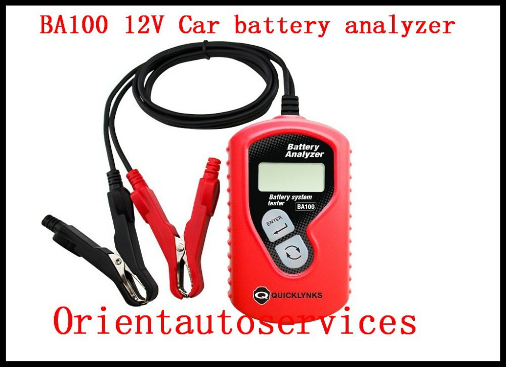 2015 Best selling Car Battery Analyzer/Automotive Battery Analyzer with competitive price in stock(China (Mainland))