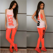 2016 Spring summer Fashion Sexy 3 Pieces Women Tracksuit Set Sport Suit Women Sets Summer High Quality Plus Size Joggers F030(China (Mainland))
