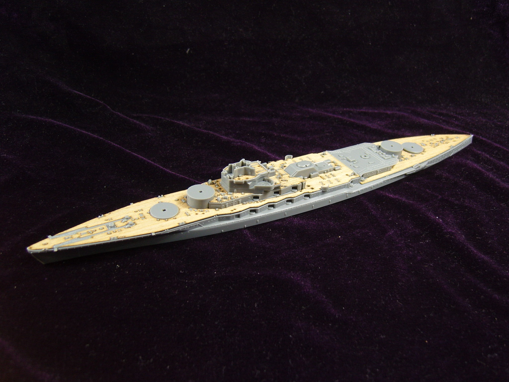 /FUJIMI ARTWOX 421513 Japanese old Navy battleship Nagato wood deck AW20054(China (Mainland))