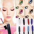 1pcs Brand Makeup Extension Length Long Curling Colorful 3D Rimel Mascara Eye Lashes Cosmetics 8 colors