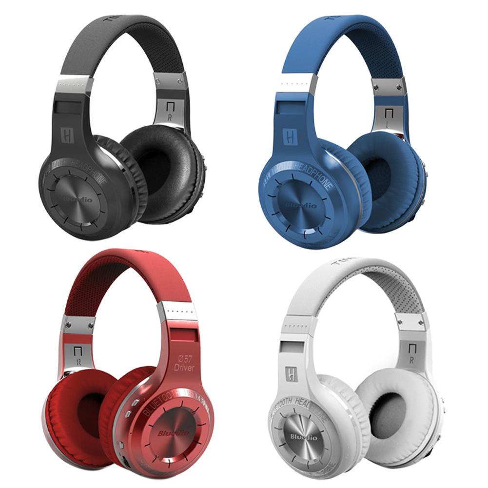 Hot Sale Bluedio Hurricane HT Bluetooth 4.1 Wifi Wireless Headphone Stereo Powerful High Bass Headphones Headset For Smartphone(China (Mainland))