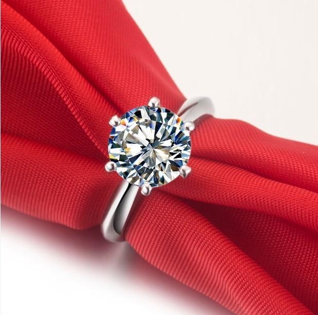 Кольцо A-OK Jewelry 0,6 CT BDY-JZ0042