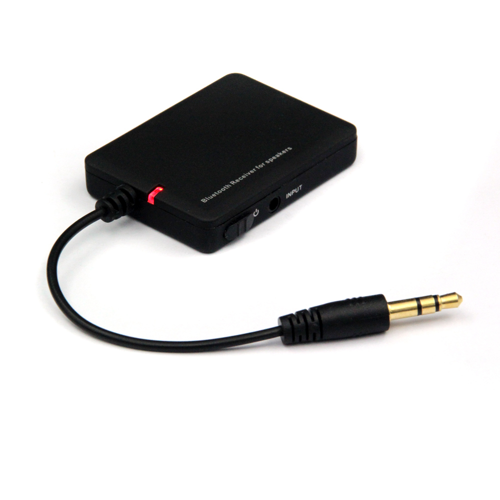 mini bluetooth wireless audio receiver a2dp stereo. Black Bedroom Furniture Sets. Home Design Ideas
