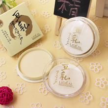 3 Colors Natural Face Loose Powder Pressed Smooth Dry Concealer Oil Control Makeup Beauty Care(China (Mainland))