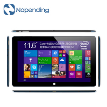 New Original 11.6′ CUBE I7 Windows 8.1 Tablet PC Intel Core-M Quad Core 1.5-2.0GHz 1920*1080 3G Phone Call Tablets GPS 4GB/128GB