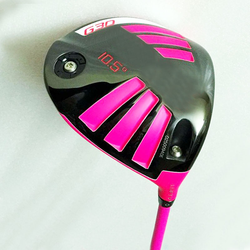 New Golf clubs G30 Golf driver 9.5/10.5 loft Graphite Golf shaft and driver headcover Driver clubs Free shipping(China (Mainland))