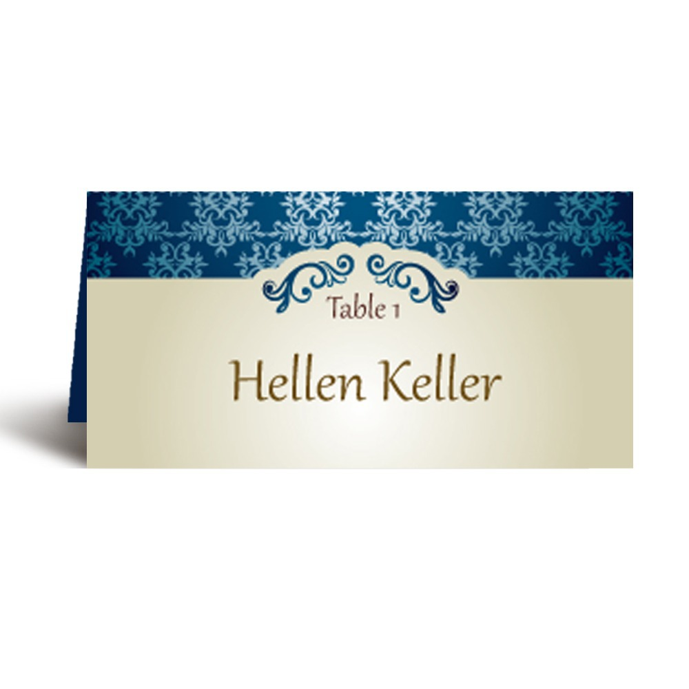 25pcs/lot Personalized Place card name card for party and wedding PK001(China (Mainland))
