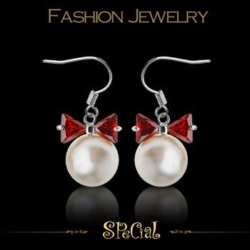 Special earrings female 925 pure silver ear hook fashion royal wind jewelry swing