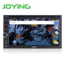 Joying Quad Core 7 INCH 1024*600 2 Din Android 4.4 Car Audio Stereo Radio With GPS TV 3G WiFi Universal GPS Navigation Head Unit(China (Mainland))