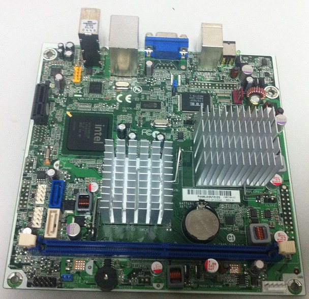 original motherboard for H-I945-ITX ATOM 230 501994-001 505052-001 DDR2 mini-ITX 17*17 Desktop Motherboard Free shipping(China (Mainland))