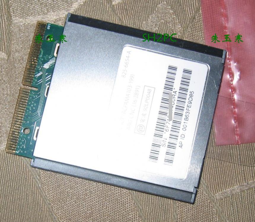 Original AirPort Extreme Card Genuine G4 A1026 for Powerbook iBook eMac iMac WIFI 802.11G(China (Mainland))