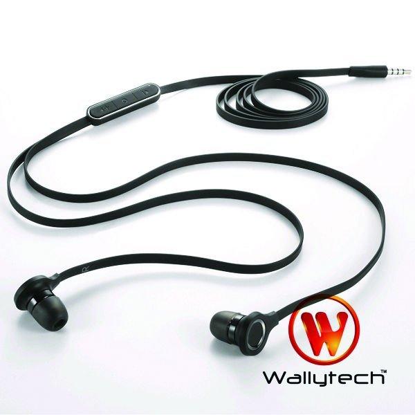 Wallytech For SAMSUNG GALAXY S4 I9500 Earphone For SAMSUNG GALAXY Note3  Note2 N7100 HEADPHONES Free shipping (WHF-107)