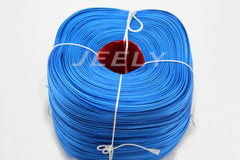 Free Shipping 1000M/piece 1000LB SL Dyneema fiber Reel Speargun spearfishing line flat version 2mm 12 weave
