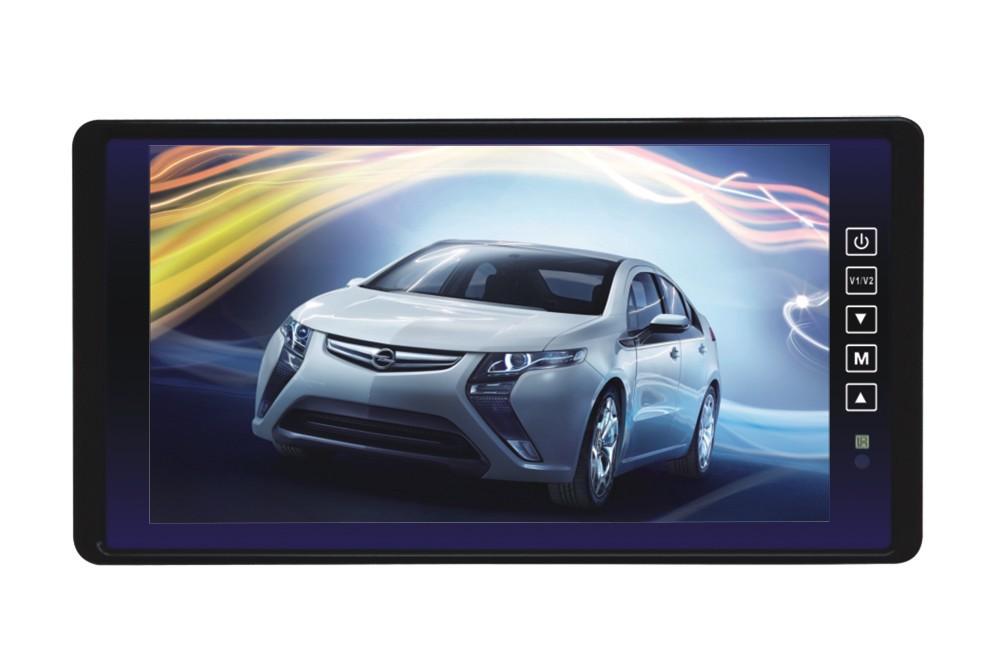 "SD-9020M 9"" inch TFT-LCD Panel Car RearView Mirror Monitor(China (Mainland))"