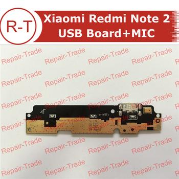 Xiaomi Redmi Note 2 USB Board Original USB Charger Plug Board +MIC Module Replacement For Xiaomi Redmi Note 2 Smartphone