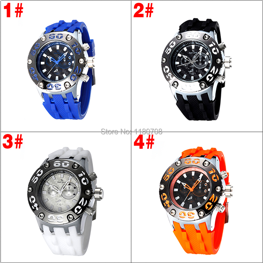 2015 Fashion Men Watches Minimalist Silicone Quartz wristwatch Contracted Strong Sports Watch