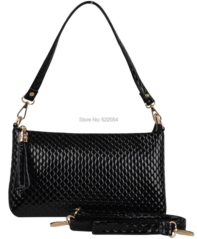 Veevan 2015 personality crocodile tassel women handbags messenger bags designers brand tote bags clutch bags ladies shoulder bag(China (Mainland))