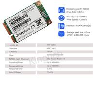 Внутренний твердотельный диск (SSD) 128 mSATA /PCi/e 128G /tablet PC