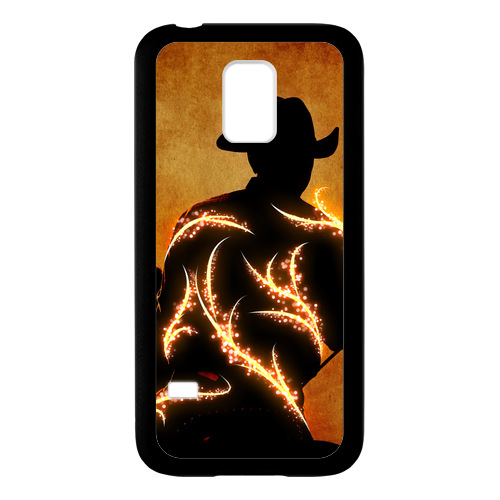 Snoop Doggs Burning Back Case for Samsung S5 mini Cell Phone Cases Canada(China (Mainland))