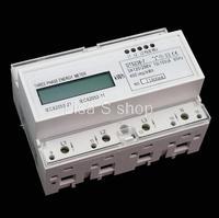 Счётчик энергии DIN 120/208VAC 60 3