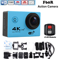 Original Upgraded version F60 F60R go pro style Ultra HD 4k Action Camera Wifi 2 0