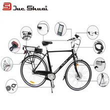 Easy DIY 250/350/500W Electric Bicycle Kit With Battery Electric Bike Refit E-Bike Motorized Wheel Disc/V Brake Moped (CKRC02)(China (Mainland))
