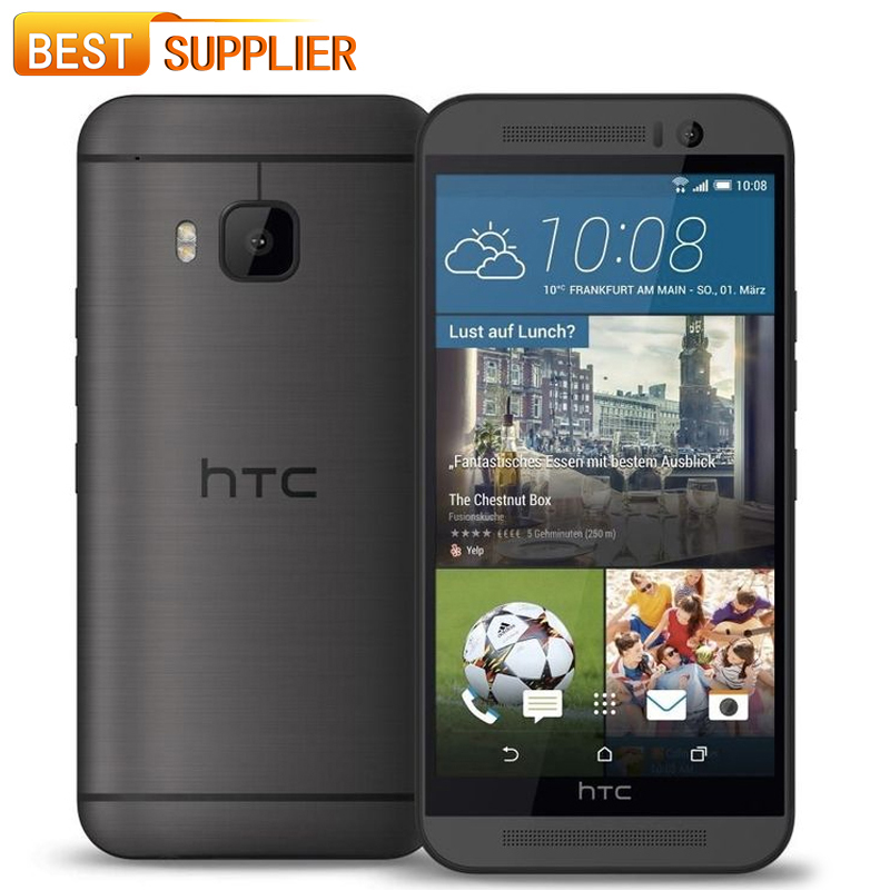 """Time-limited Top Sale Unlocked Original HTC ONE M9 Quad-core 5.0"""" TouchScreen Android GPS WIFI 3GB RAM 32GB ROM Mobile phone(China (Mainland))"""