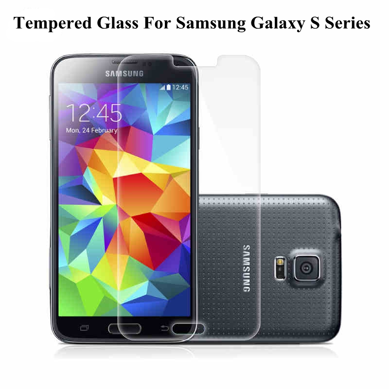 tempered glass for samsung galaxy s2 s3 s4 s5 s6 s7 mini. Black Bedroom Furniture Sets. Home Design Ideas