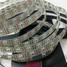 best price 1m/5m APA102 Smart led pixel strip,Black/White PCB,36/60/96 ledss/m ,IP30/IP65/IP67 DATA and CLOCK seperately DC5V(China (Mainland))