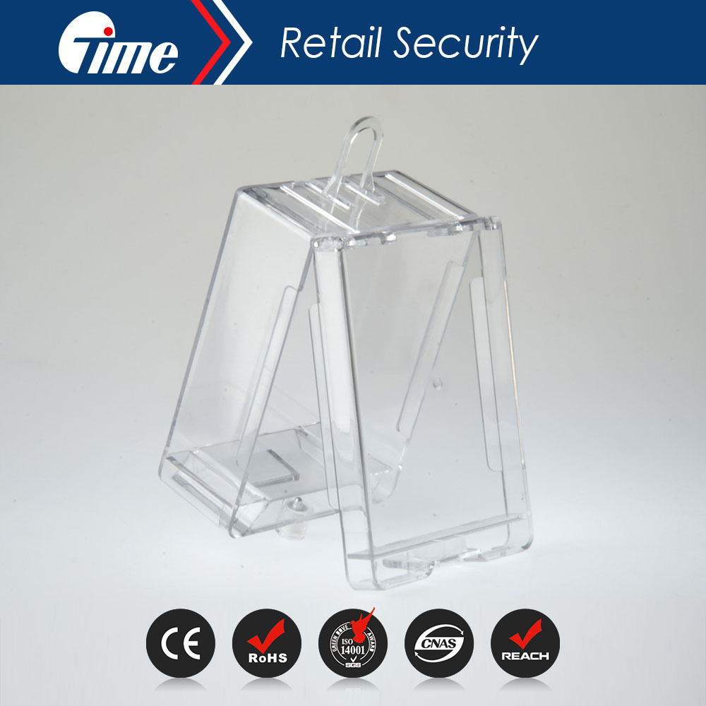 SF5017 Supermarket EAS Anti-Theft Checkpoint Compatible Security Safer Box(China (Mainland))