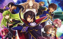 Free shipping CODE GEASS ZERO LELOUCH Japan Anime Poster printed silk wall decoration 12×18 24x36in(1450065895075)