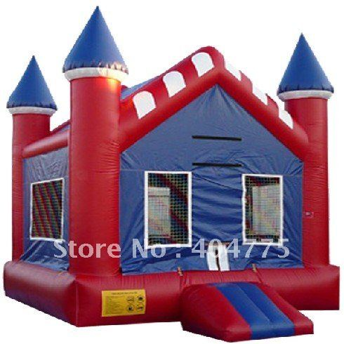 commercial inflatable bounce house HACA-1207311(China (Mainland))