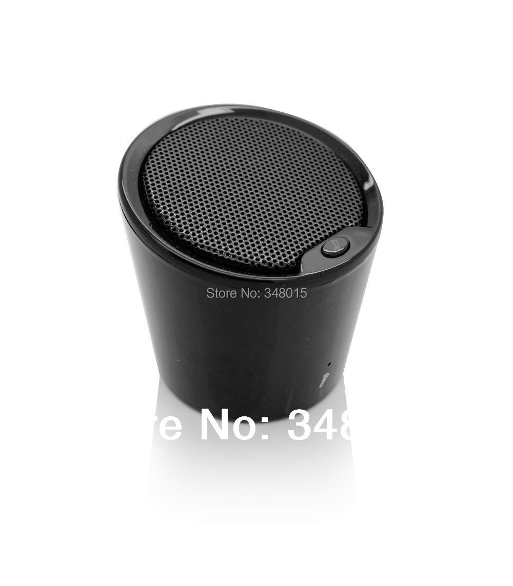 Portable Outdoor Music Players Free Shipping! New Mini Wireless V3.0 Loud Bluetooth Speakers Stereo Sound Boxes Audio Amplifiers(China (Mainland))